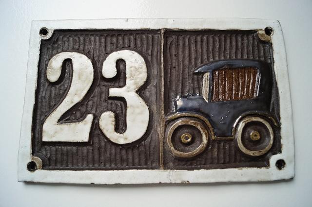 Fredericiagade 23 - Automobil