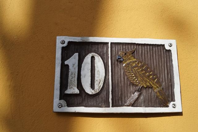 Graacksvej nummer 10 - fugl