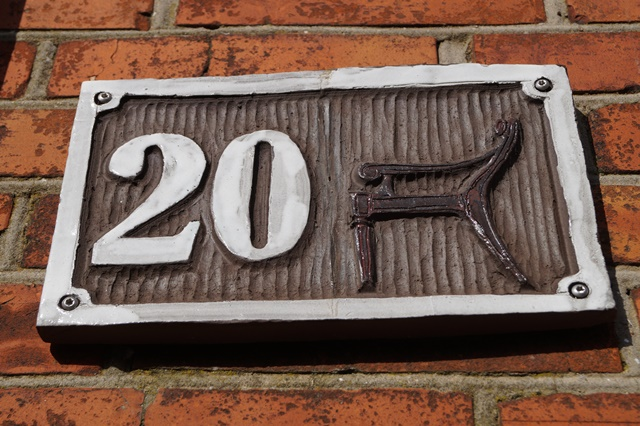Graacksvej nummer 20 - Stolemager